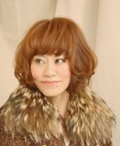 パーマ~暖色ブラウン・アッシュベージュミックスの暖かみのあるカラー&コcure...