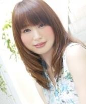 ストレートパーマ~【担当:松田】 清楚系のツヤ感ある美髪セミディのストレートヘアです...