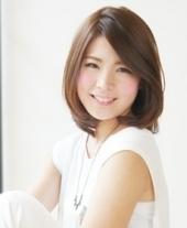 ストレートパーマ~【担当:松田】 爽やかで大人かわいい女性らしさ溢れるローレイヤーなサ...
