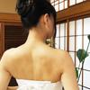 マーメイドラインも完璧♪ブライダル矯正でウェディングドレスを美しく着る!